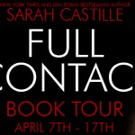 Release Day Blitz: Full Contact (Redemption #3) by Sarah Castille ~ Excerpt/Teasers/Giveaway