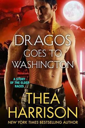 Dragos Goes to Washington Book Cover