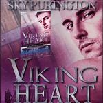Viking Heart (The MacLomain Series: Viking Ancestors, #3) by Sky Purington {Tour} ~ Excerpt