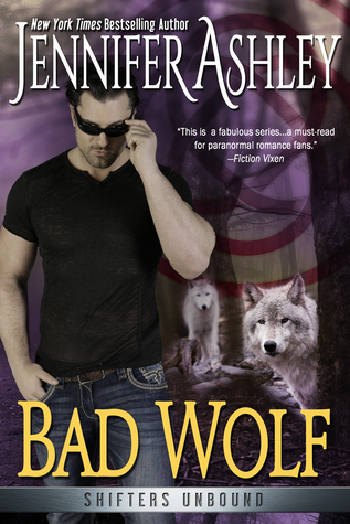 Bad Wolf Book Cover