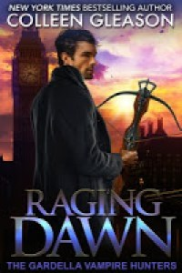 Raging Dawn Book Cover