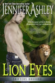 Lion Eyes Book Cover