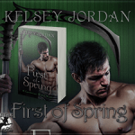First of Spring by Kelsey Jordan {Blitz} ~ Excerpt
