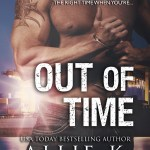 Release Day Blitz: Out of Time: Tactical Retrieval Experts by Allie K. Adams