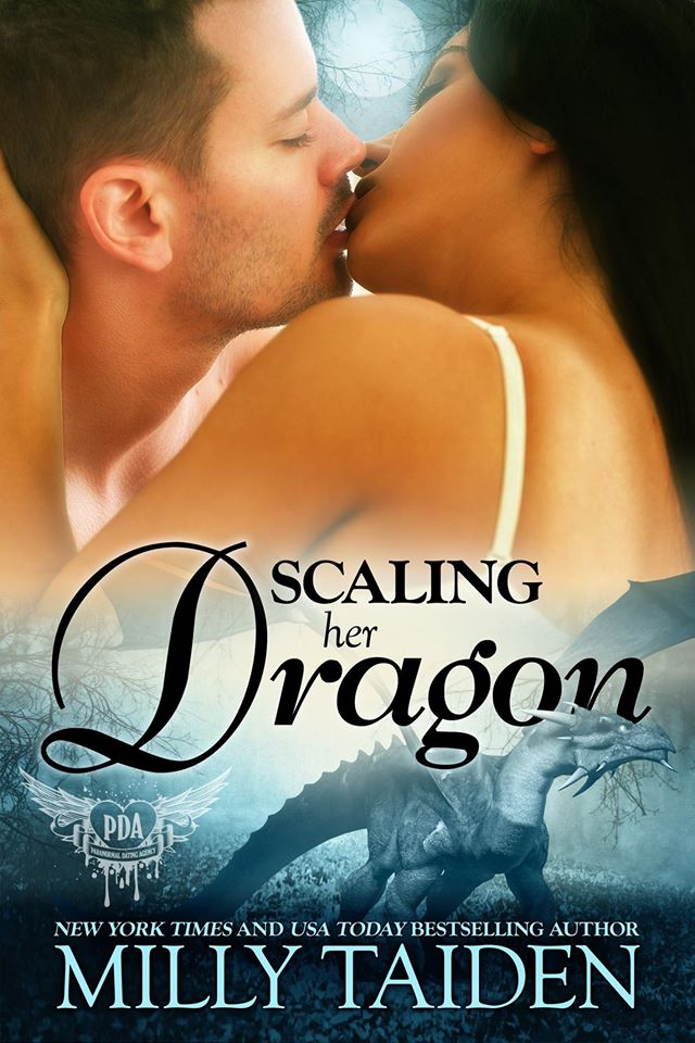 Scaling Her Dragon Book Cover