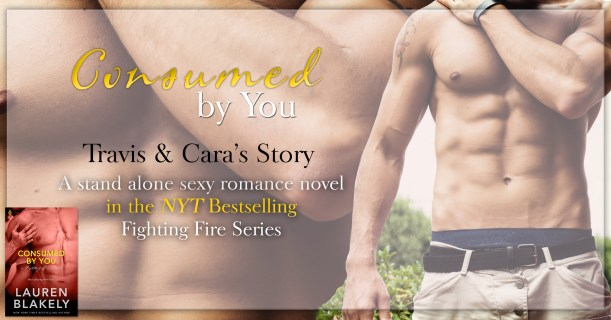 Consumed by You Banner