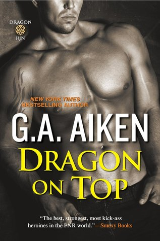 Dragon on Top Book Cover