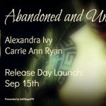 Release Day Launch: Abandoned and Unseen (Branded Packs #2) by Alexandra Ivy & Carrie Ann Ryan ~ Exclusive Excerpt