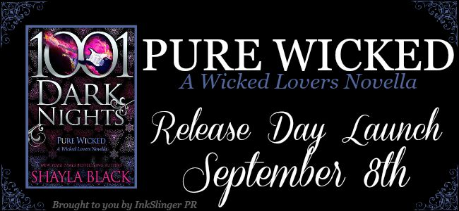 PURE WICKED - RDL banner
