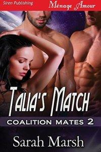 Talia's Match