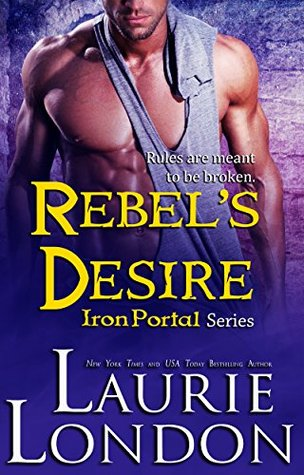 Rebel's Desire Book Cover