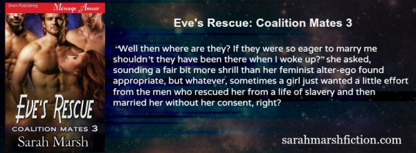 Eve's Rescue teaser AD-banner
