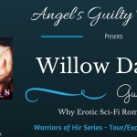 Guest Post: Willow Danes {Warriors of Hir series Tour} ~ Excerpt