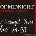 Excerpt Tour: Stroke of Midnight (Midnight Breed)(1001 Dark Nights) by Lara Adrian