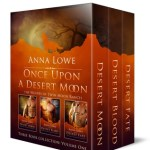 Review: Once Upon a Desert Moon (The Wolves of Twin Moon Ranch) by Anna Lowe
