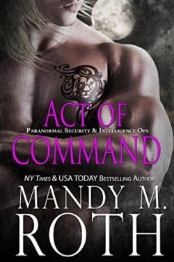 Act of Command: An Immortal Ops World Novel