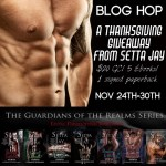 A Thanksgiving Giveaway from Setta Jay {Blog Hop} ~ #Giveaway @SETTAJAY_