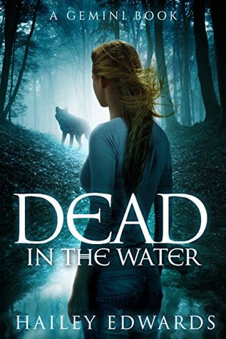 Dead in the Water Book Cover