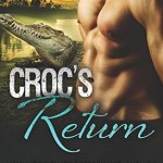 Review: Croc's Return (Bitten Point #1) by Eve Langlais