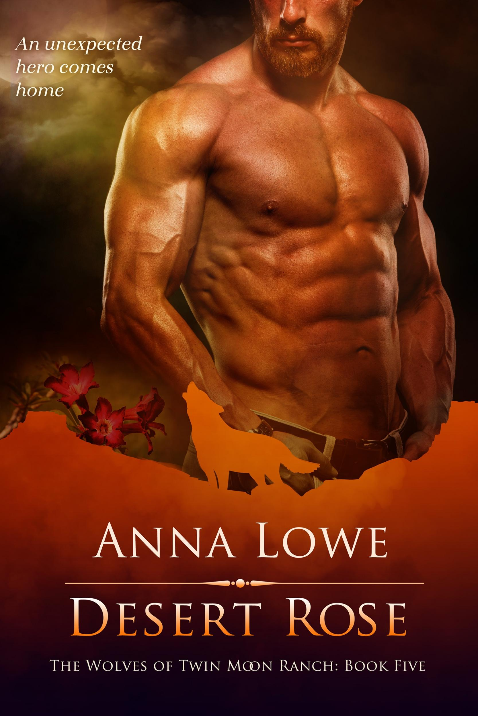 Desert Rose Book Cover