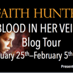 Blood In Her Veins by Faith Hunter {Tour} ~ Giveaway/Excerpt