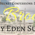 Release Blitz: Secret Confessions: Down & Dusty – Brooke by Eden Summers