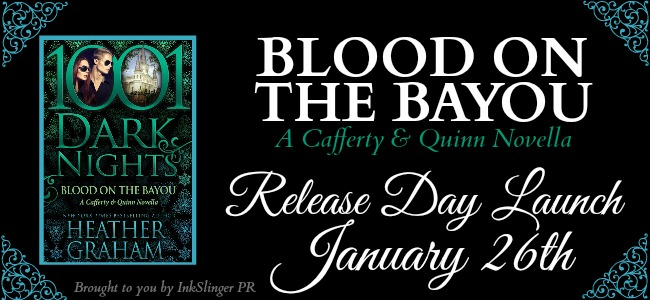 Blood on the Bayou - RDL banner