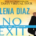 No Exit (EXIT Inc. #2) by Lena Diaz {Tour} ~ Excerpt/Giveaway