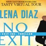 No Exit (EXIT Inc. #2) by Lena Diaz {Tour} ~ Excerpt/Giveaway