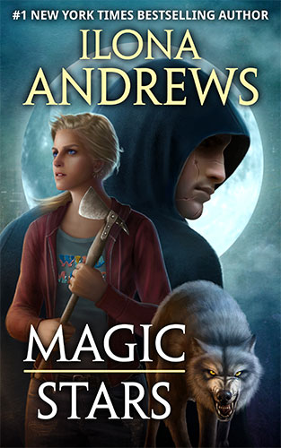 Magic Stars Book Cover