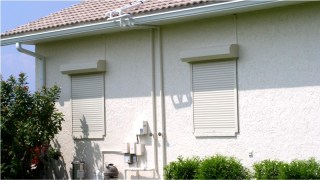 rolling metal hurricane shutters