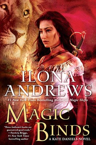 Magic Binds Book Cover