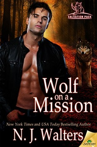 Wolf on a Mission Book Cover