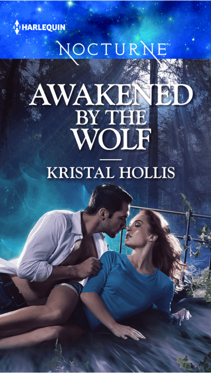 Awaken by the Wolf Kristal Hollis