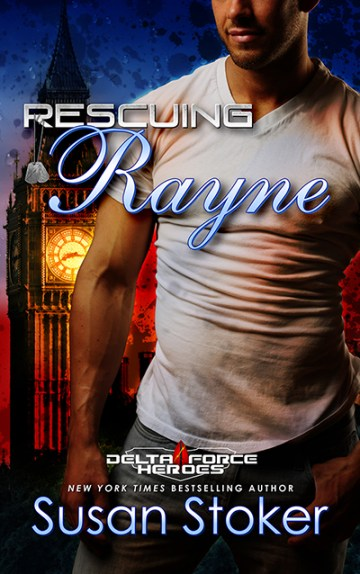 Rescuing Rayne Book Cover