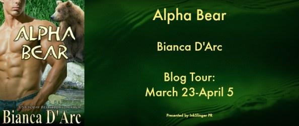 Alpha Bear BT Banner
