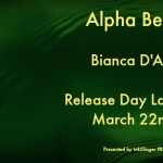 Release Day Launch: Alpha Bear (Grizzly Cove #4) by Bianca D'Arc ~ Giveaway/Excerpt