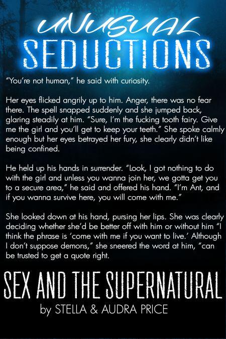 UnusualSeductions-SexAndTheSupernatural