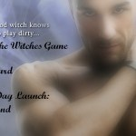 Release Day Launch: Playing the Witches Game by Zoe Forward ~ Excerpt