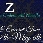 Excerpt Tour: Z (Demonica #11.8) by Larissa Ione