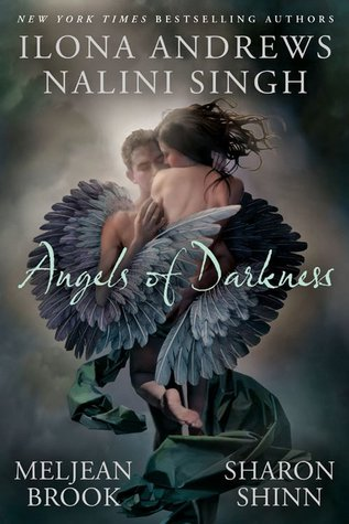 Angels of Darkness Book Cover