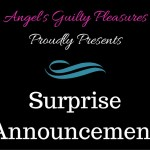 Surprise Announcement from Lauren Blakely