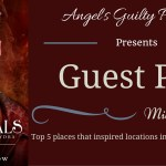 Guest Post: Michelle Madow shares Top 5  {Elementals:The Blood of the Hydra Tour}