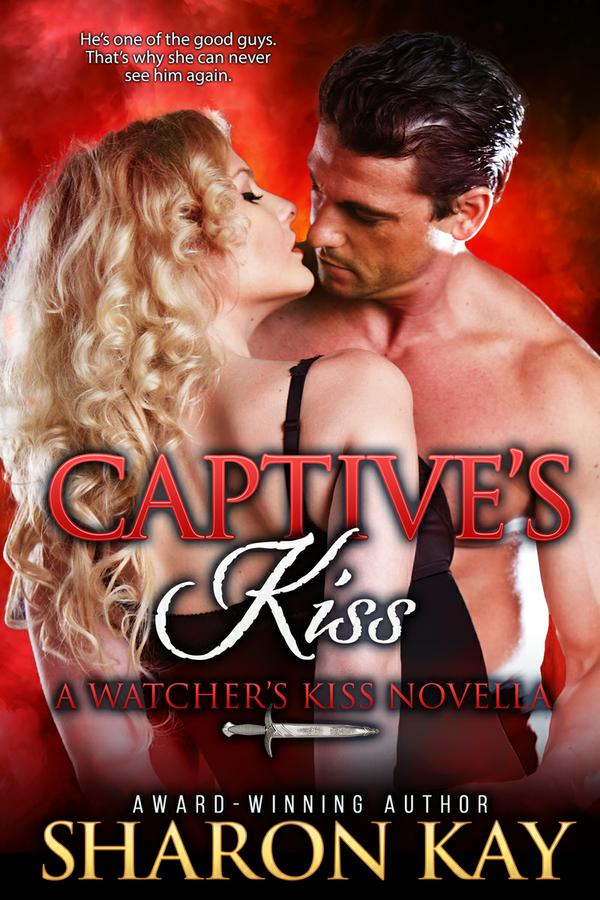 Captive's Kiss Book Cover