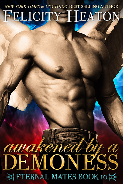 Awakened by a Demoness Book Cover