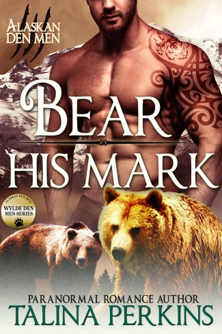 Bear His Mark Ebook Cover