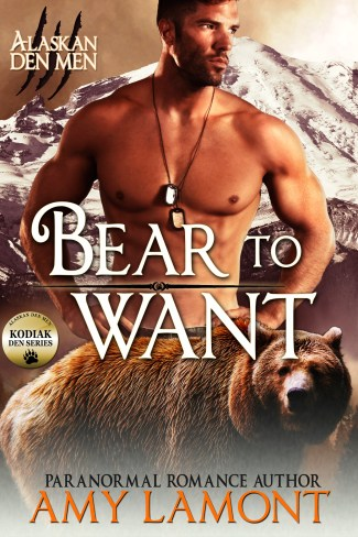 Bear To Want Ebook Cover