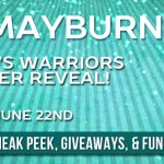 Cover Reveal: Roxy's Warriors (Bondmates) by Ann Mayburn ~ Giveaway