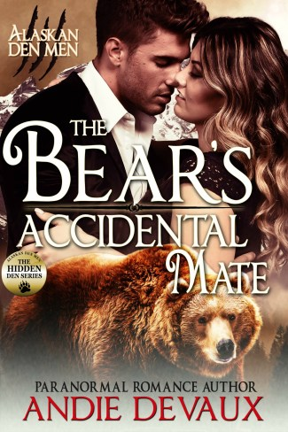 The Bears Accidental Mate Ebook Cover