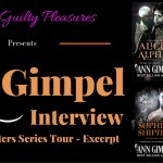 Interview: Ann Gimpel {Wolf Clan Shifters Series Tour} ~ Excerpts